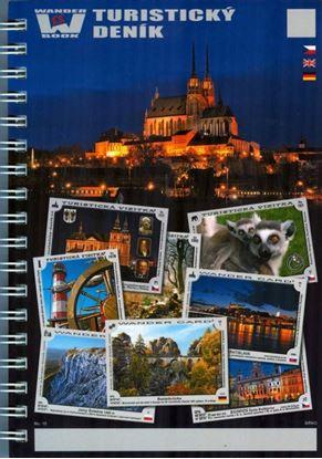 Obrázek Turistický deník