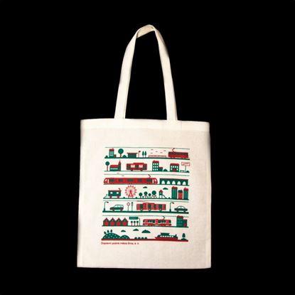 Obrázek Plátěná taška s potiskem