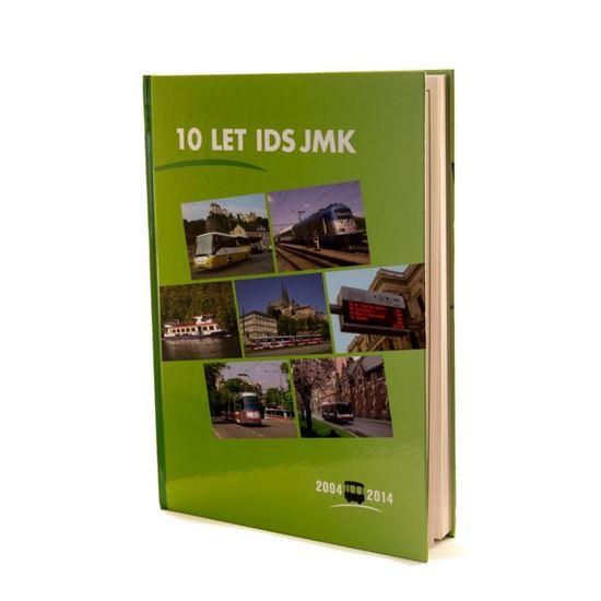 Obrázek z Kniha 10 let IDS JMK