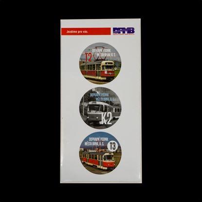 Obrázek Magnetky tramvají
