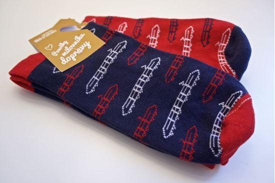 Obrázek z Modré ponožky