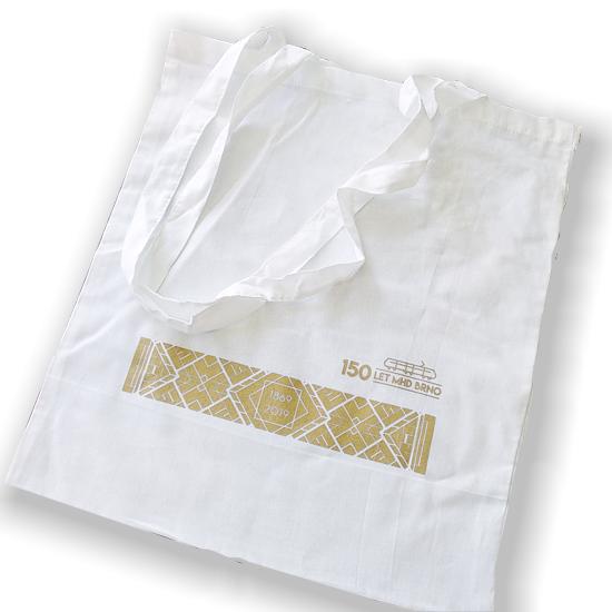 Obrázek z Plátěná taška 150 let MHD