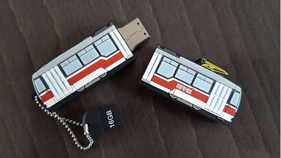 Obrázek z USB flashdisk