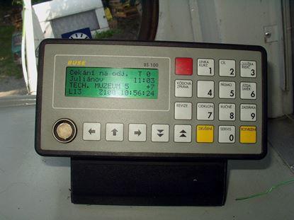 Obrázek Palubní počítač BS 100