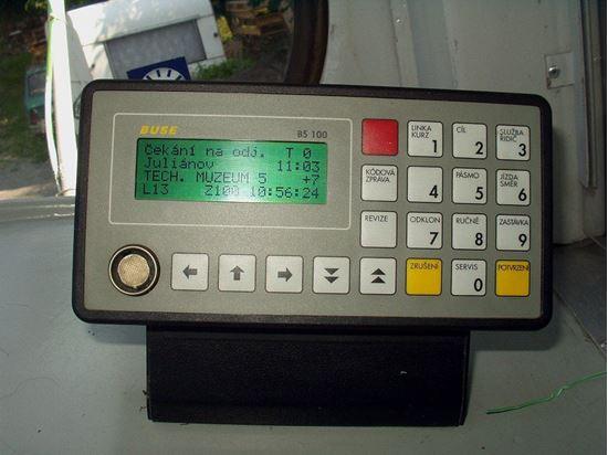 Obrázek z Palubní počítač BS 100