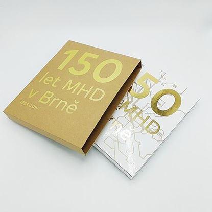 Obrázek Výhodný set - Kniha 150 let MHD + katalog vozidel