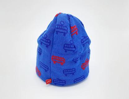 Obrázek Modrá čepice